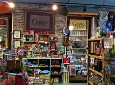 Moon Pie Store Coke area