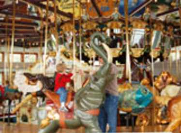 Coolidge Park Carousel