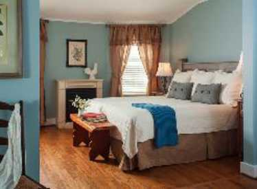 Room at Chanticleer Inn Bed & Breakfast