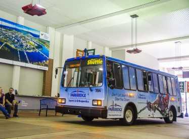 CARTA Free Electric Shuttle