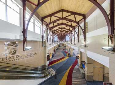2019_Chattanooga Convention Center_Matthew Mendenhall