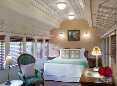 Pullman Train Car Guest Room