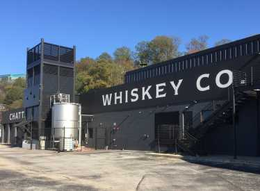 Manufacturing at Chattanooga Whiskey Experimental Distillery