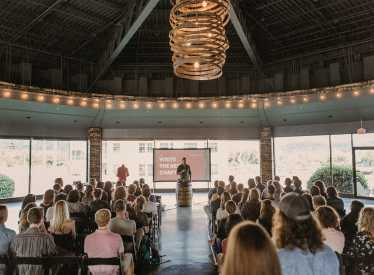 Event speaker at Chattanooga Whiskey Experimental Distillery