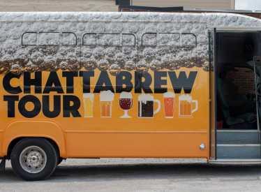 ChattaBrew Tour Brew Bus
