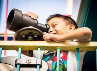 CDM_child with telescope
