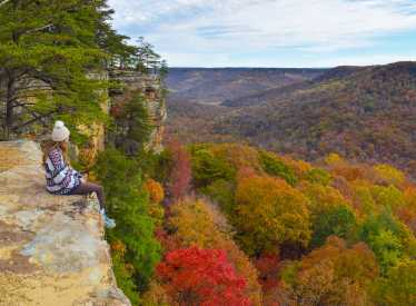Experience Chattanooga_Fall Overlook 2020