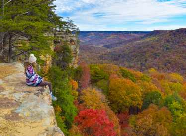 Experience Chattanooga_Fall Overlook