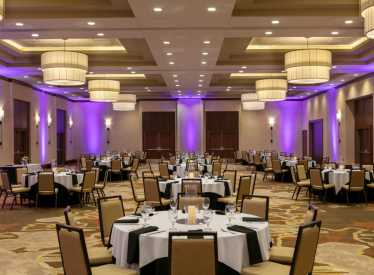 Embassy Suites Wedding
