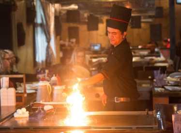Fuji chef