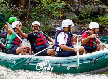 High Country Adventures_Rafting 2