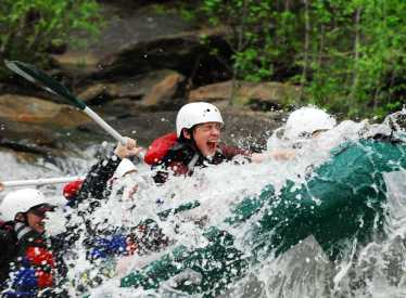 High Country Adventures_Rafting