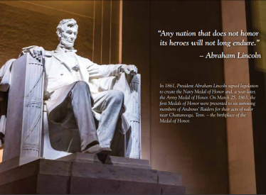 Abrahahm Lincoln's Vision