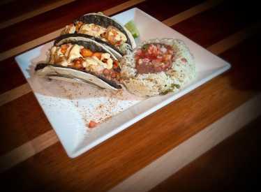 Lobster & Shrimp Tacos