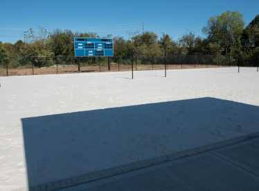 Sports Complex volleyball Courts 3