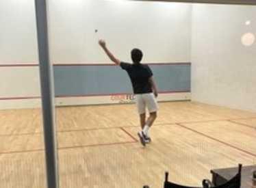 Sc Squash Inside Court 2