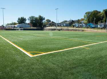Complex Synthetic Turf Field 4