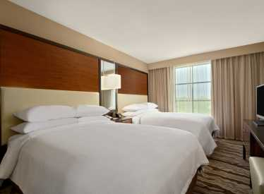 Embassy Suites Guest Room
