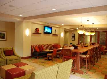 Hampton Inn Ooltewah Lobby