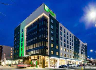 Holiday Inn Hotel & Suites/Downtown Exterior