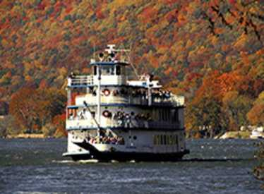Fall cruise aboard the Southern Belle