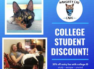 College Student Discount