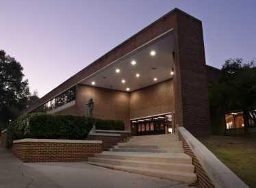 UTC Fine Arts Center