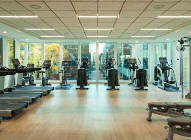 Westin Chattanooga Fitness Center