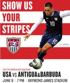 US Soccer at Raymond James Stadium