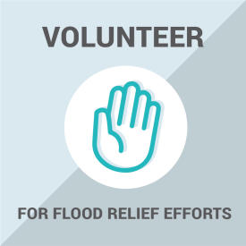 Find out how to volunteer for the Midland, Michigan Flood Relief Effort