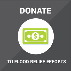 Find out how to donate to the Midland, Michigan flood relief effort