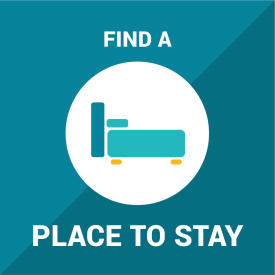 Find places to stay during the Midland, Michigan flooding State of Emergency