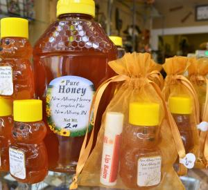 New Albany Honey at Pearls on Pearl