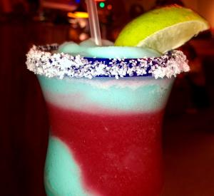 Colorful Margarita
