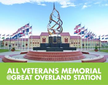 All veterans memorial tile