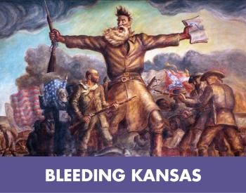Bleeding Kansas tile