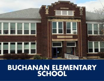Buchanan school tile