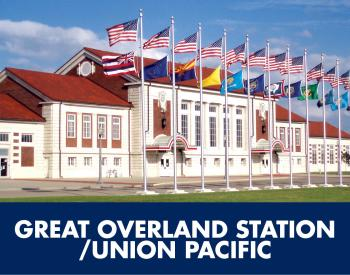 great overland station/union pacific