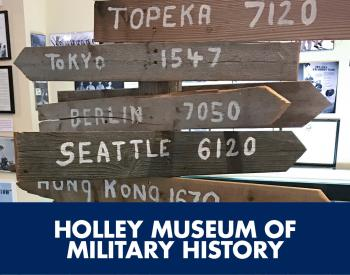 Holley museum tile