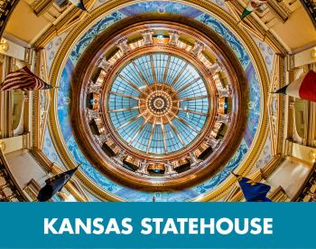 Kansas statehouse tile
