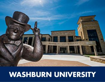 Washburn University tile