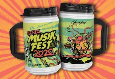 2020 Virtual Musikfest Mug