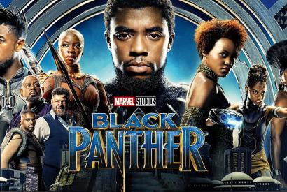 Sonic Summer Movies - Black Panther