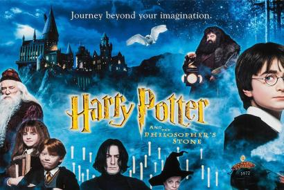 Sonic Summer Movies - Harry Potter and the Sorcerer's Stone
