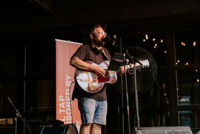 Live Music at The Jones Assembly with Will Gaines