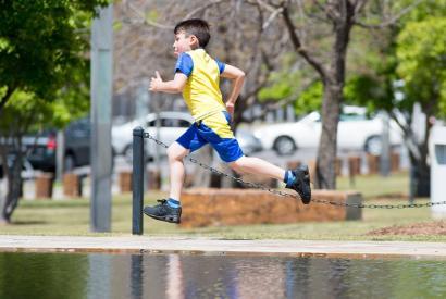 Kids Marathon Summer Training Series