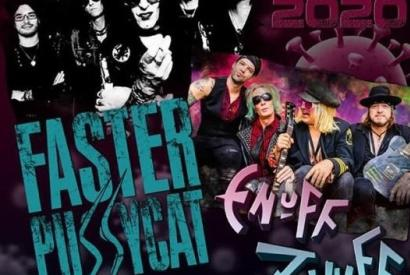 Faster Pussycat and Enuff Znuff