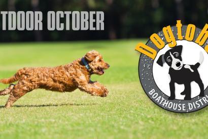 Outdoor October - Dogtober