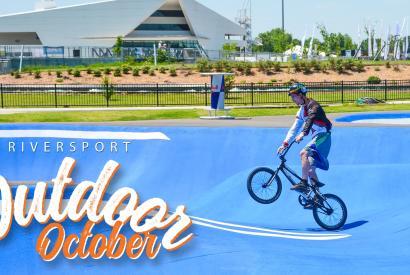 Outdoor October - Biketober