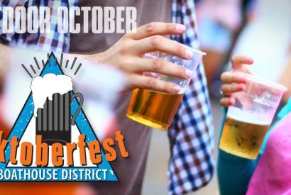 Outdoor October - Oktoberfest
